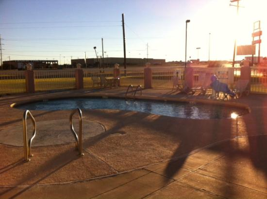 Days Inn Fort Stockton: Pool