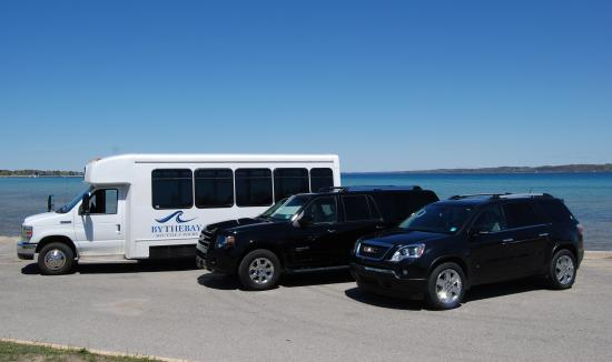 Blue Lakes By the Bay Transportation