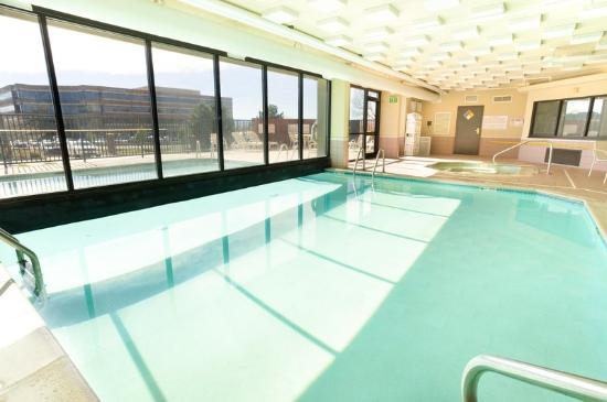 دروري إن آند سويتس دنفر تك سنتر: Indoor/Outdoor Pool & Whirlpool
