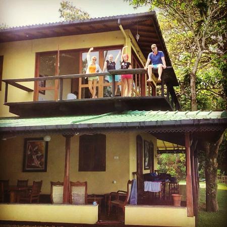 South Point Villa : отличный видовой балкон