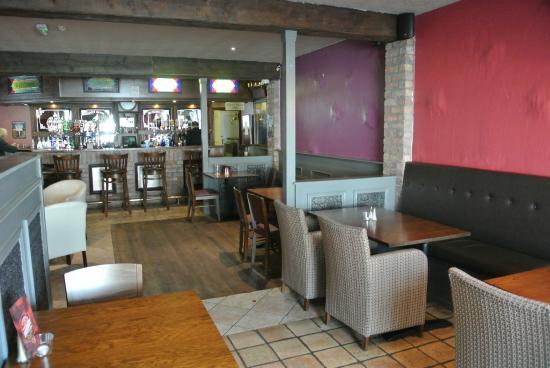 The Fullerton Arms : Bar