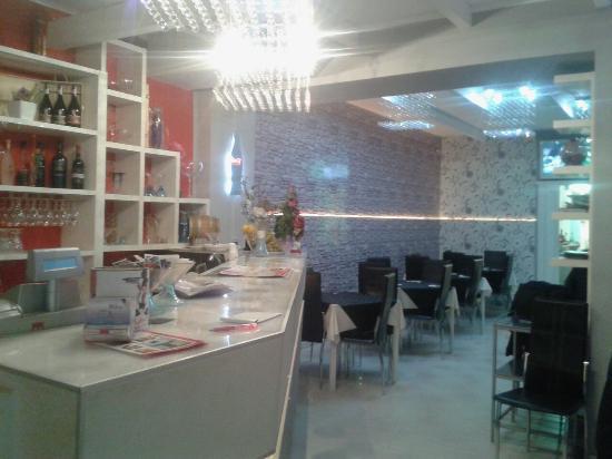 Lercara Friddi, Italy: Ristorante pizzeria