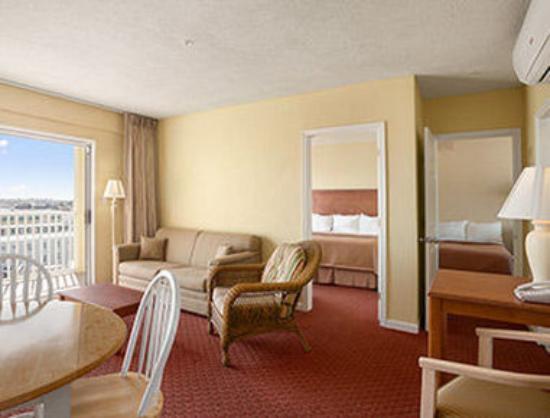 Howard johnson inn ocean city oceanfront updated 2017 - 2 bedroom suites in ocean city md ...