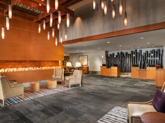 Westin Monache Resort Mammoth: Lobby
