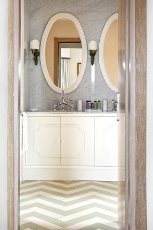 Hotel Il Pellicano: Master Deluxe Suite Sea View Bathroom