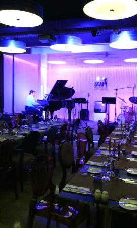 SCAT Funchal Music Club & Restaurant: Sala de Jantar