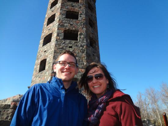 Enger Park and Tower: Enger Tower