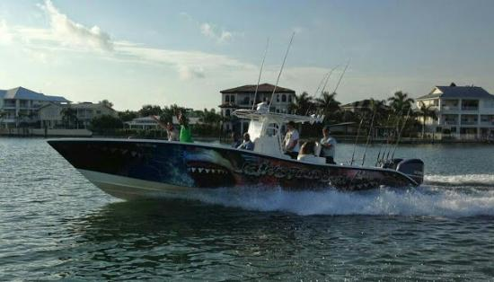 Jawstoo Fishing Charter: 36 yellowfin