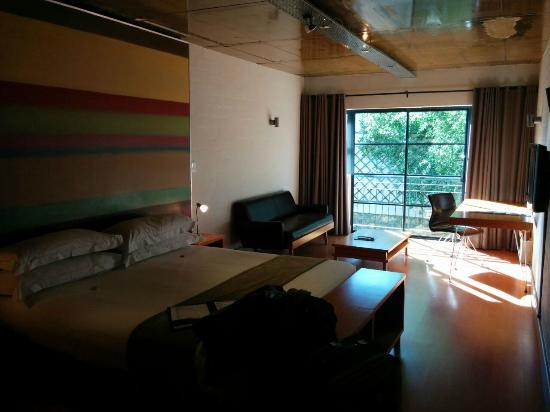 Hippo Boutique Hotel: Spaceous Rooms