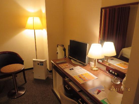 Hotel Mets Urawa: デラックスルーム