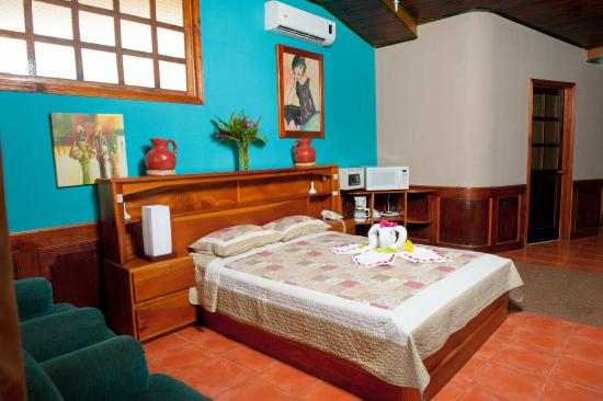 Hotel Mar de Luz: Double room