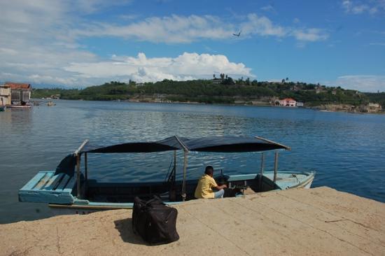 Granma Island (Cayo Granma): il mollo di Cayo Granma