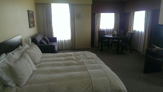 Comfort Inn & Suites City Views: King Room