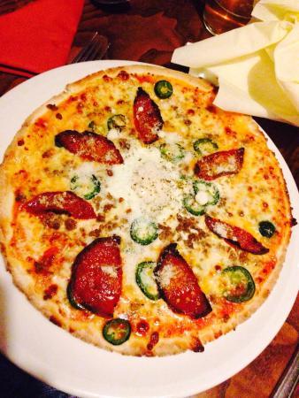 Marco's: Con Chorizo Pizza
