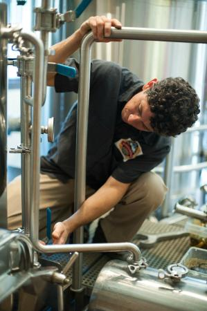 Blowing Rock Ale House & Inn: Blowing Rock Brewery
