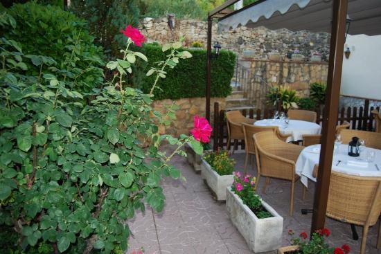 Hotel la Masia del Cadet: terrace
