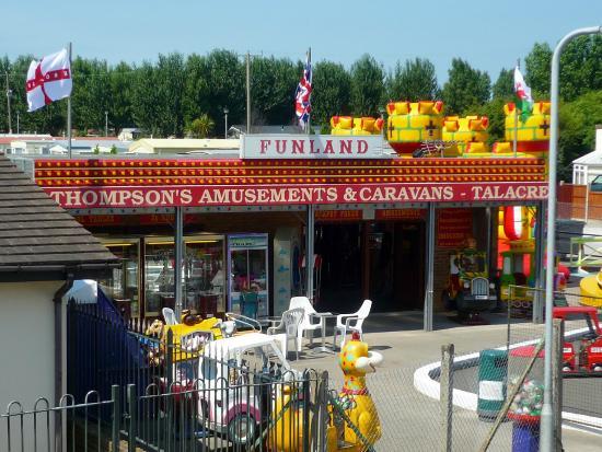 Thompson's Funland, Talacre