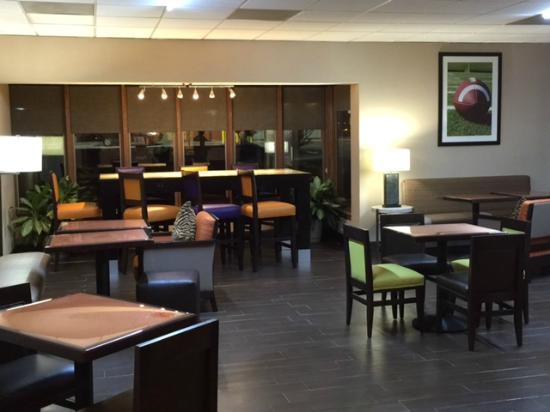 Comfort Inn Clemson University Area: Hotel Lobby Area