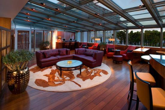 Sheraton Sopot Hotel: Club Lounge