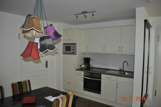 Aparthotel Bernstein: Pokój z kuchnią