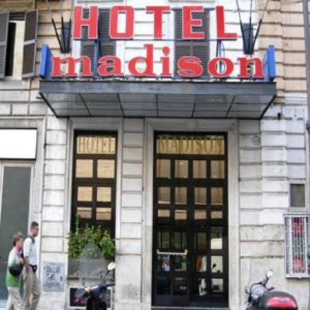 Hotel Madison: External View