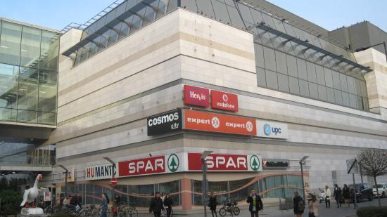 Korzó Bevásárlóközpont - Picture of Korzo Shopping Centre ... 6c84cdef25