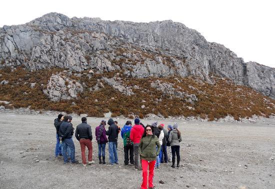 Nevado del Ruiz: Me encantó esta montaña en el Parque
