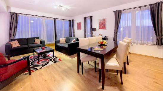 Fraser Residence Budapest: Penhthouse - 3 Bedroom Apartment