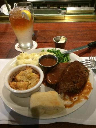 Ted's Montana Grill: Meatloaf