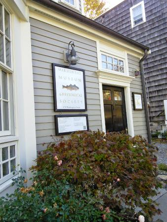 Marblehead Museum Fall 2014
