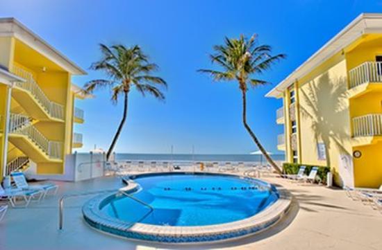 Sandpiper Gulf Resort Family Pool
