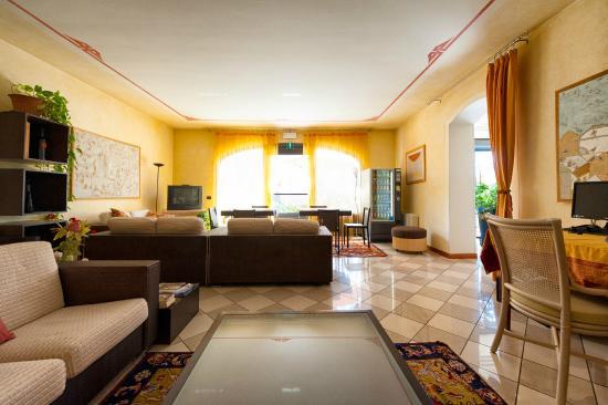 Hotel San Giacomo Sport&Relax: Sala Belvedere, attrezzata per accogliere meeting aziendali