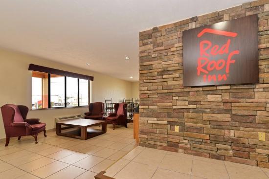 Lobby Picture Of Red Roof Inn Paducah Paducah Tripadvisor