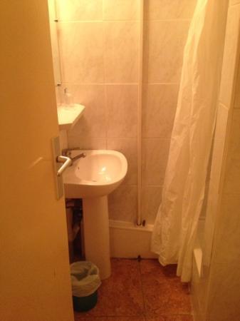 Abbeliss Polygone Hotel: la salle de bain