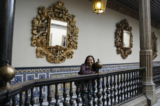 House of Tiles (Casa de los Azulejos): Casa dos azulejos