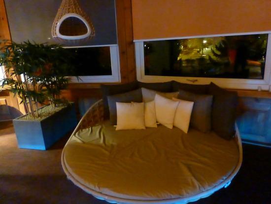 Hotel Muller: espace spa