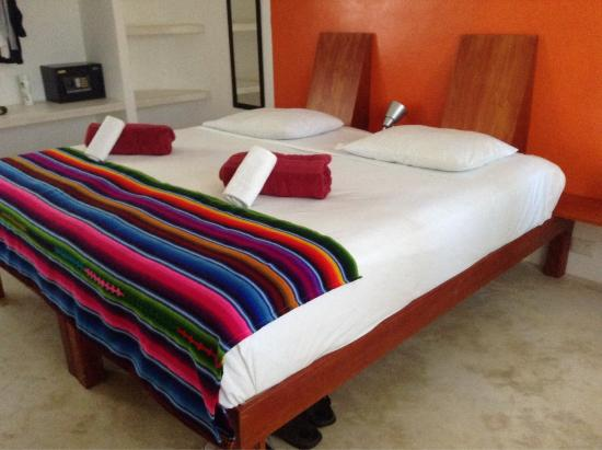 Ca'Rita Hotel & Suites Mexico : Our room