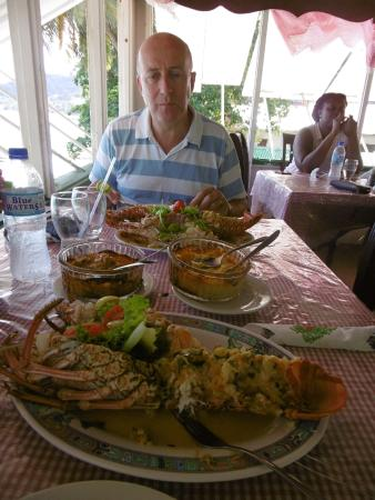 Jemma's Seaview Kitchen: lobster