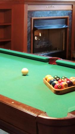 Donna's Premier Lodging: Chalet Pool Table