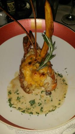 Coyaba Restaurant : Lobster