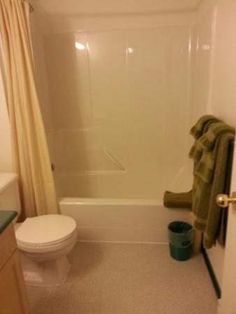 Prince Motel: inside