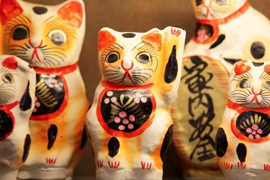 Maneki-Neko Museum