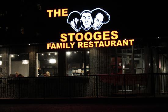Stooges Restaurant Port Credit Menu