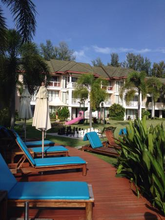 Laguna Holiday Club Phuket Resort : Kids area
