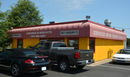 Hathaway's Fried Chicken: Long Time Local Favorite