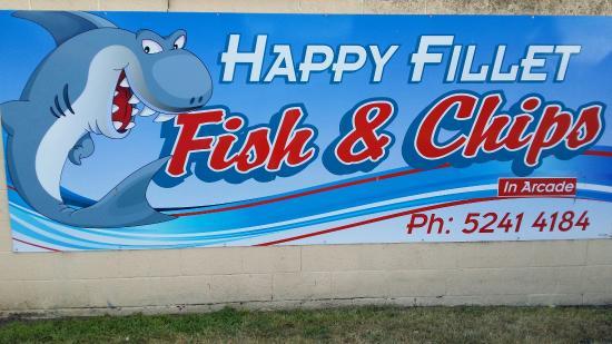 Happy Fillets Fish & Chip Shop