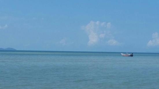 Ban Tai Beach: View from Hotel Chantaramas