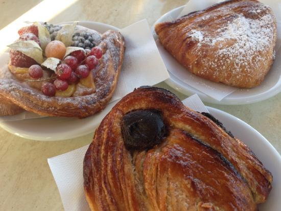 Montespertoli, Ιταλία: Pastries