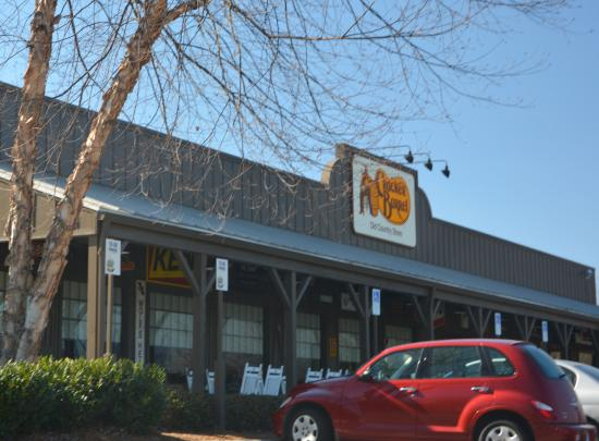 Above and Beyond - Review of Cracker Barrel, Fort Mill, SC - TripAdvisor