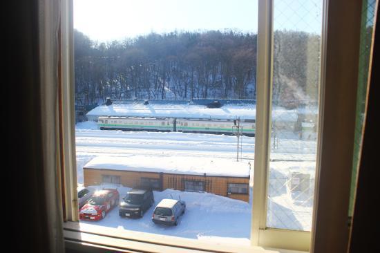 Hotel Sun Abashiri: Near JR Station